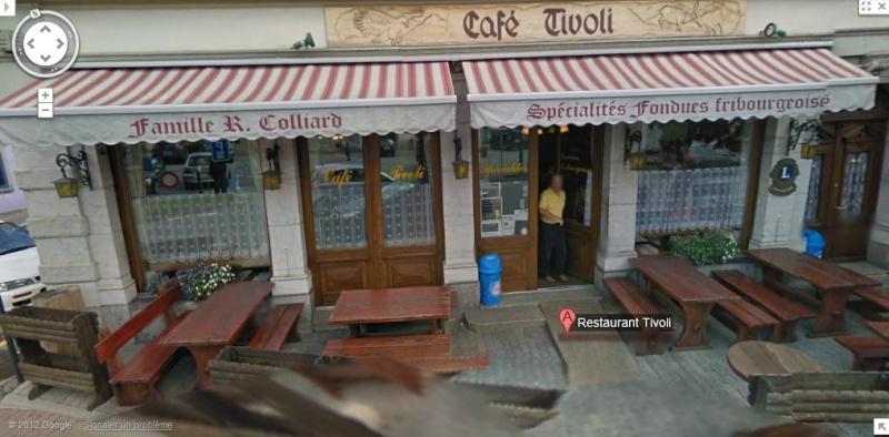 [SUISSE] - Restaurant Tivoli. Place d'Armes 18 1618 Châtel-Saint-Denis  Restau10