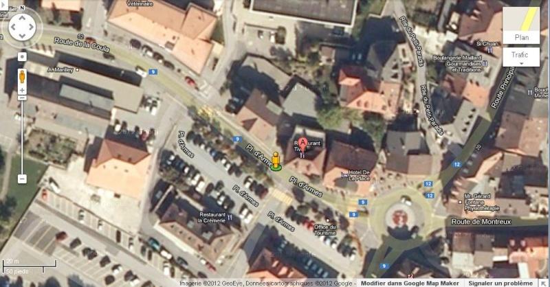 [SUISSE] - Restaurant Tivoli. Place d'Armes 18 1618 Châtel-Saint-Denis  Resto10