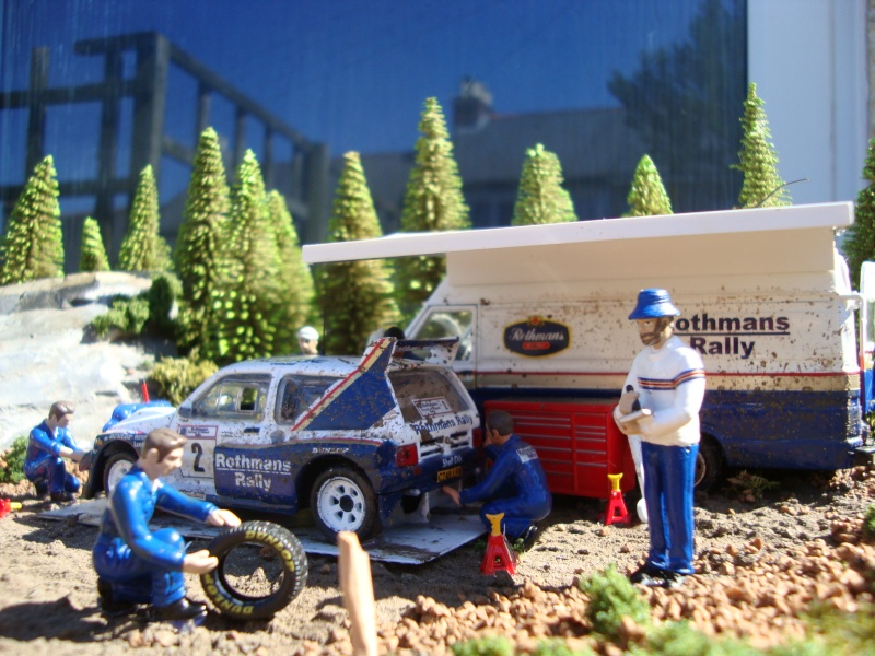 Gary GMR Models Latest Diorama.... McRae 6R4 COI.... Updated Pic's added Dsc03911