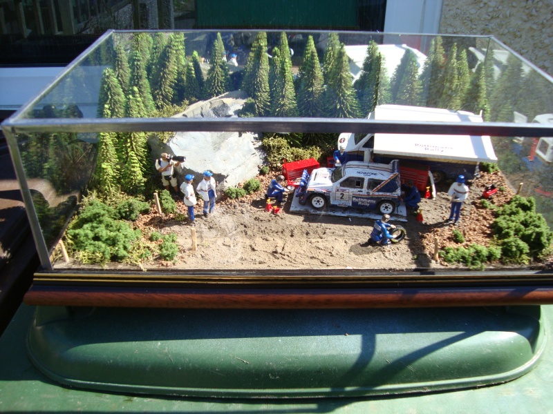 Gary GMR Models Latest Diorama.... McRae 6R4 COI.... Updated Pic's added Dsc03914