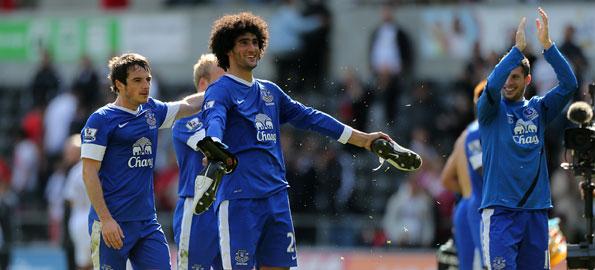 Wigan v Everton – Team News Fellai11