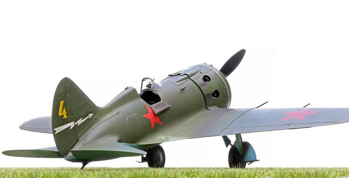 Polikarpov I-16 Type 28 Img_2212