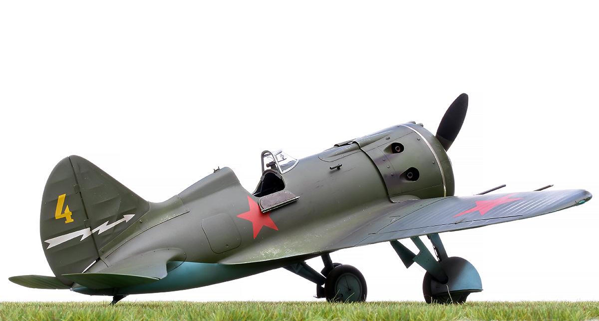 Polikarpov I-16 Type 28 Img_2213