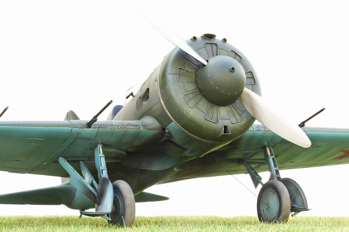 Polikarpov I-16 Type 28 Img_2214