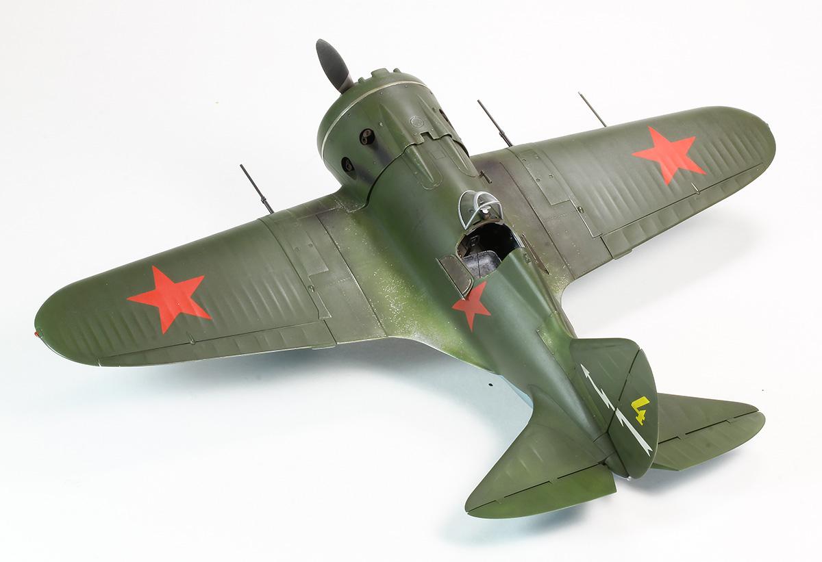 Polikarpov I-16 Type 28 Img_2310