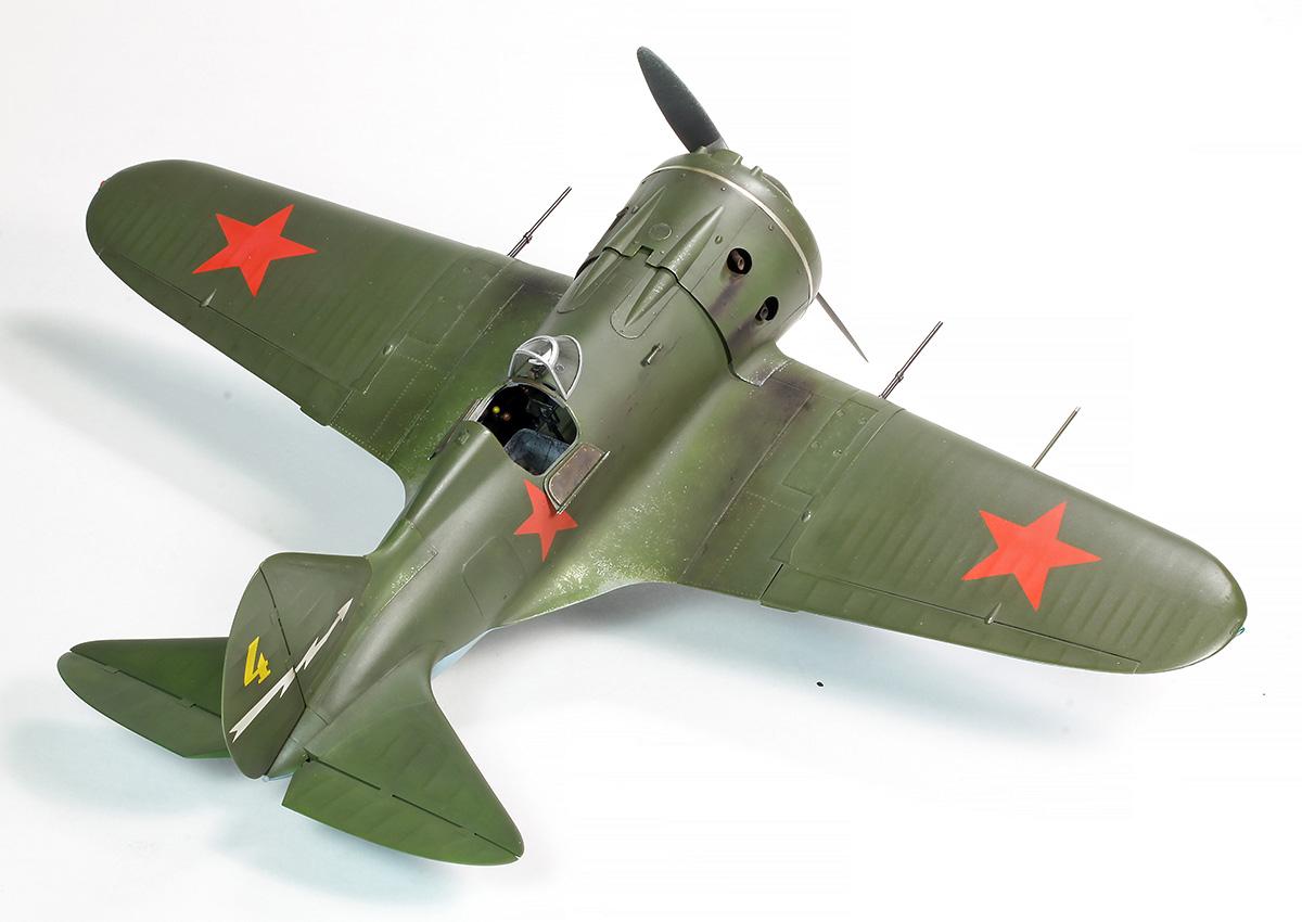 Polikarpov I-16 Type 28 Img_2311