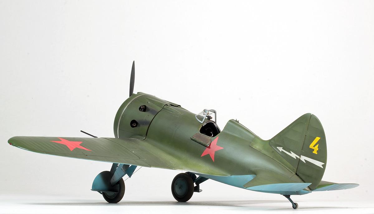 Polikarpov I-16 Type 28 Img_2314