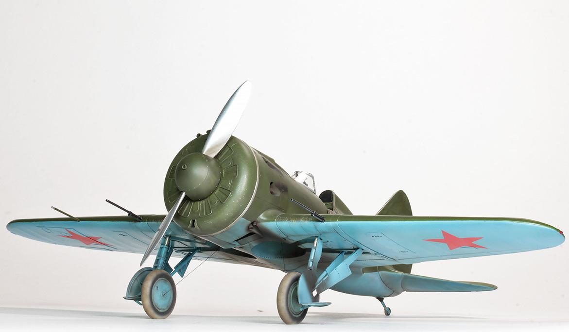 Polikarpov I-16 Type 28 Img_2315