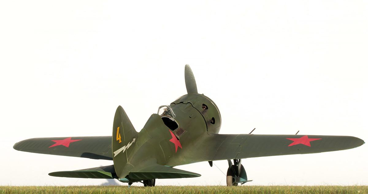 Polikarpov I-16 Type 28 Img_2318