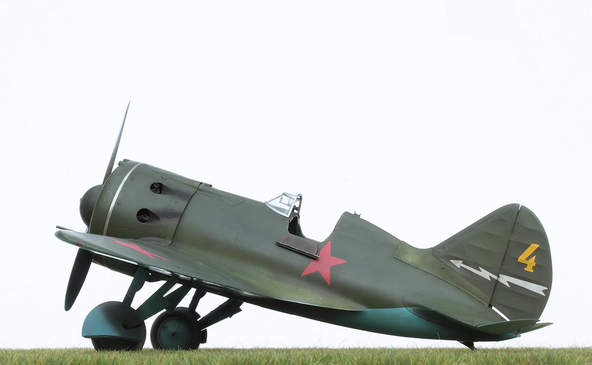 Polikarpov I-16 Type 28 Img_2319