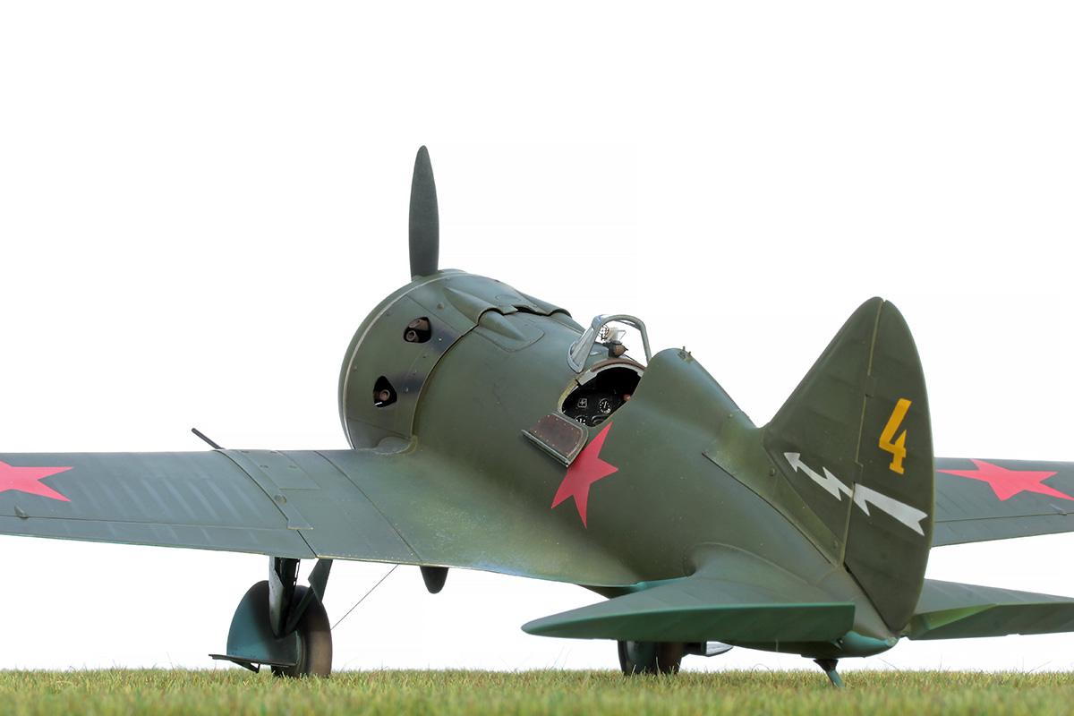Polikarpov I-16 Type 28 Img_2320