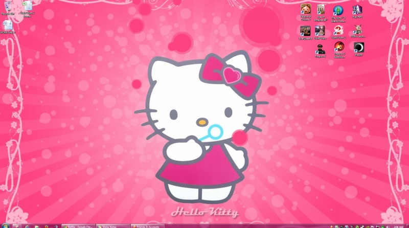 What (background) is on your desktop? - Page 6 Hellok10