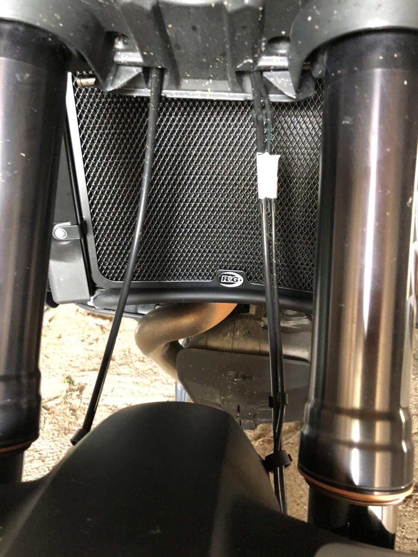 Roulettes protection et protège Radiateur R&G Img_6110