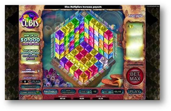 Slots&Games and CrazyScratch - Oct new game's releases! Cubis11