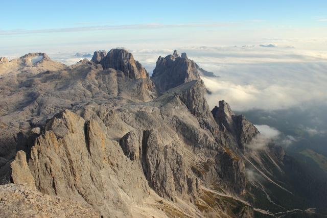 [Pale di San Martino] Cimon della Pala (3184 m) Dpp_0933