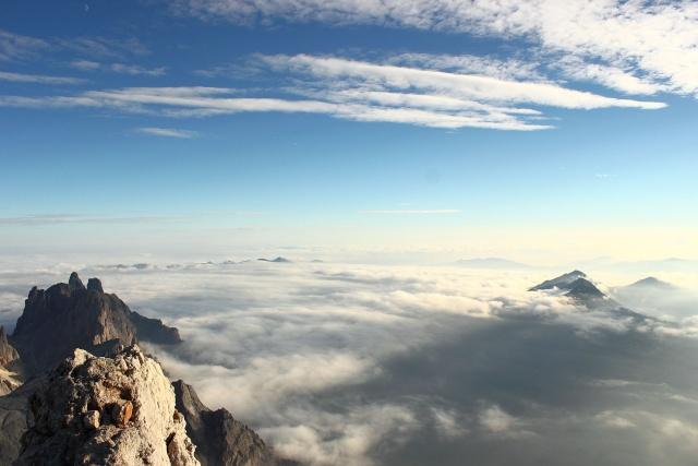 [Pale di San Martino] Cimon della Pala (3184 m) Dpp_0935