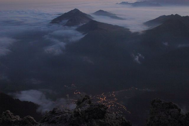 [Pale di San Martino] Cimon della Pala (3184 m) Dpp_0939