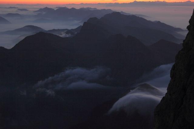 [Pale di San Martino] Cimon della Pala (3184 m) Dpp_0940