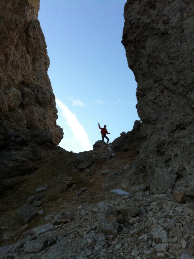 [Pale di San Martino] Cimon della Pala (3184 m) Img_0413