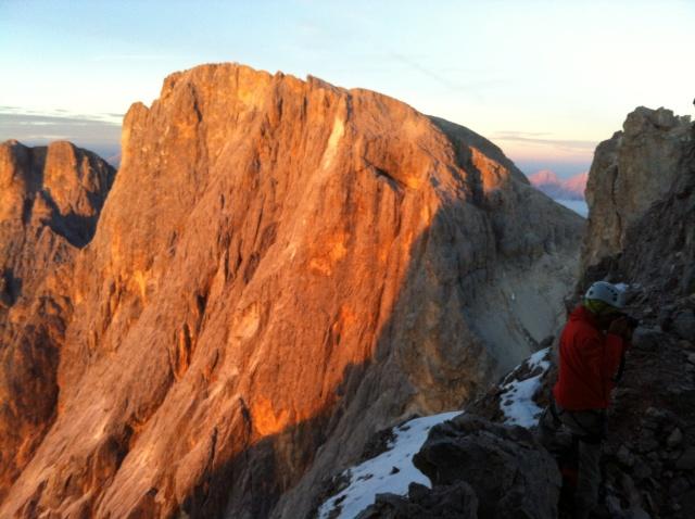 [Pale di San Martino] Cimon della Pala (3184 m) Img_0414