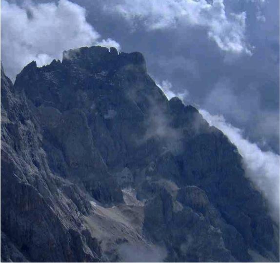 [Pale di San Martino] Cimon della Pala (3184 m) - Pagina 3 Senza_15