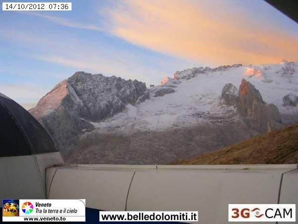 I ghiacciai delle Dolomiti - Pagina 2 Webcam10