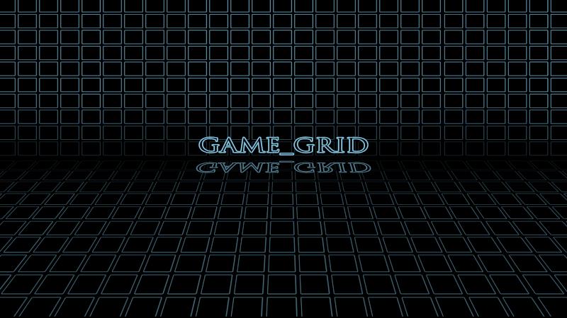 GAME GRID (Rainmeter Skin) 1080gg10