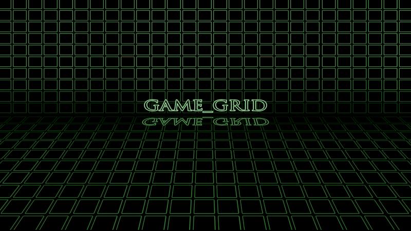 GAME GRID (Rainmeter Skin) 1080gr10