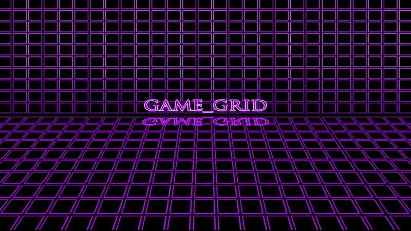 GAME GRID (Rainmeter Skin) 1080pu10