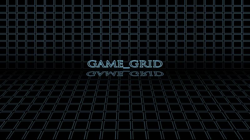 GAME GRID (Rainmeter Skin) 1366gg10
