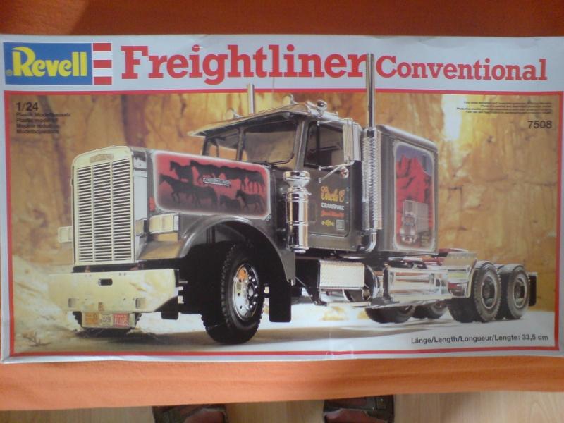 Freightliner Conventional von Revell. Dsc01512
