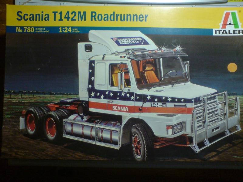 "Scania T142M ""Roadrunner"" von Italeri. Dsc01639"