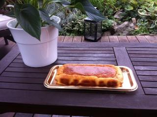 Essaye ma recette n° 1 Cake au jambon et fromage ail et fines herbes 00113