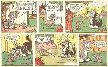 Comics de La dama y el vagabundo Fuson_10