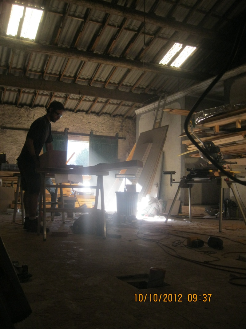 Atelier (construction en cours) de Gauthier13 - Page 5 Dalle_14