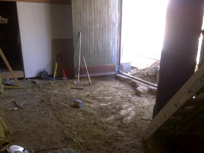 Atelier (construction en cours) de Gauthier13 Fondat10