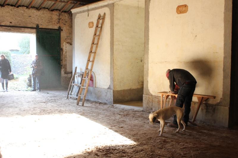 Atelier (construction en cours) de Gauthier13 Intari11