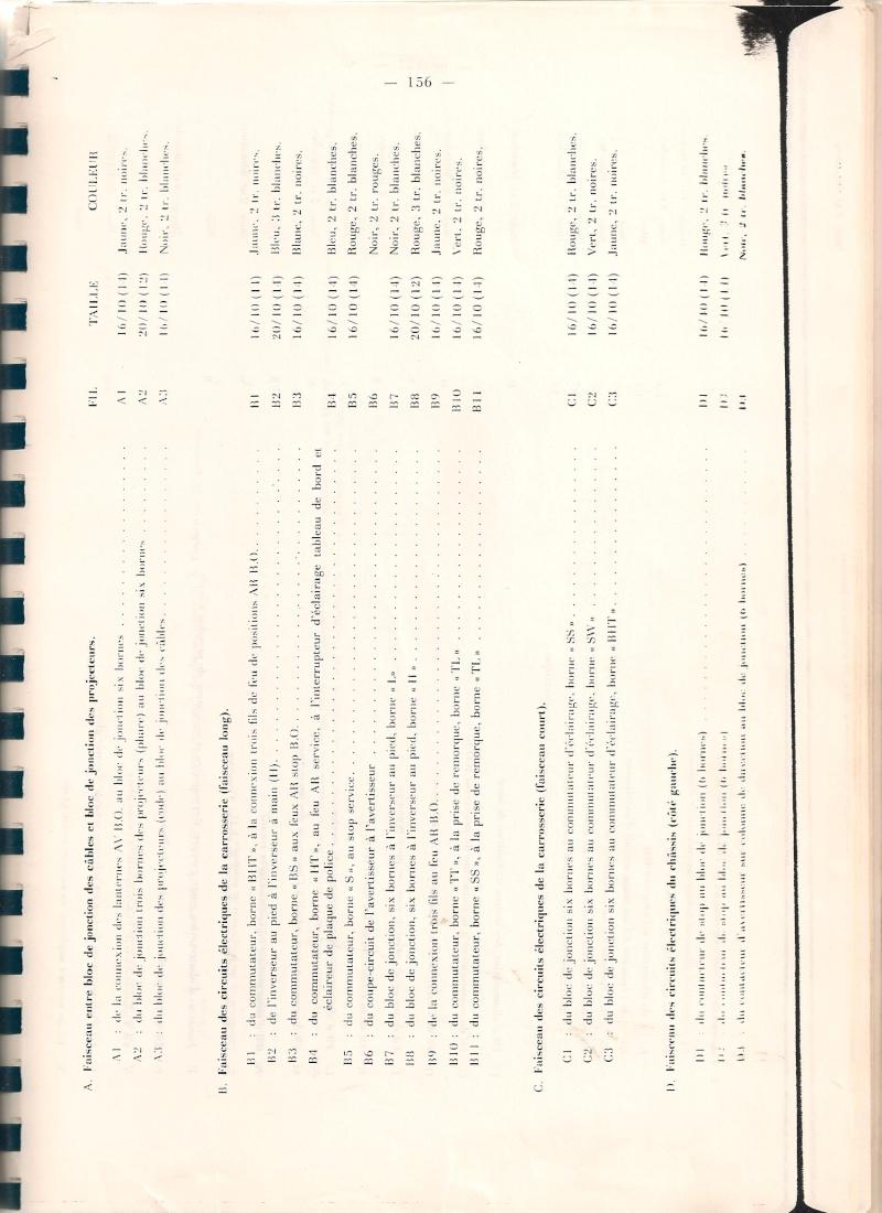 DIVERS CIRCUITS ELECTRIQUES 00911