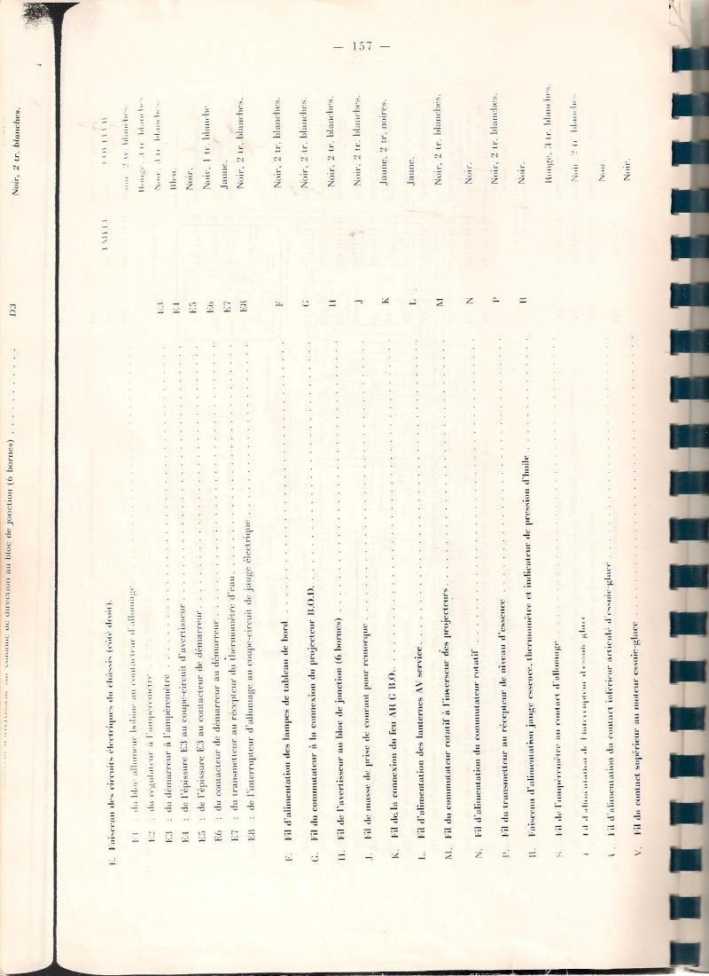 DIVERS CIRCUITS ELECTRIQUES 01013