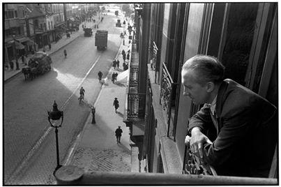 Cartier-Bresson/Walker Evans Car10