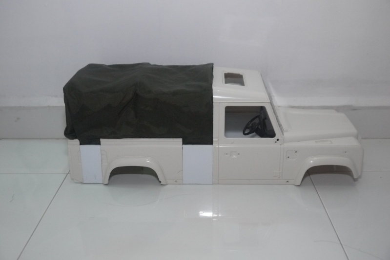 land - BabyBoy's Land Rover D110 V2 P1070812