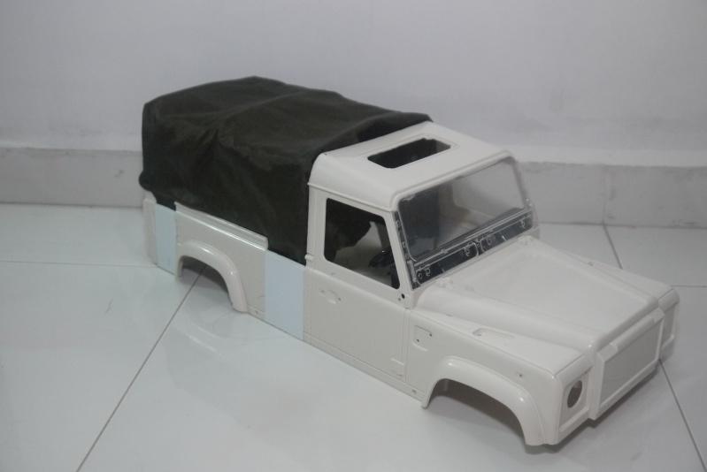 land - BabyBoy's Land Rover D110 V2 P1070813