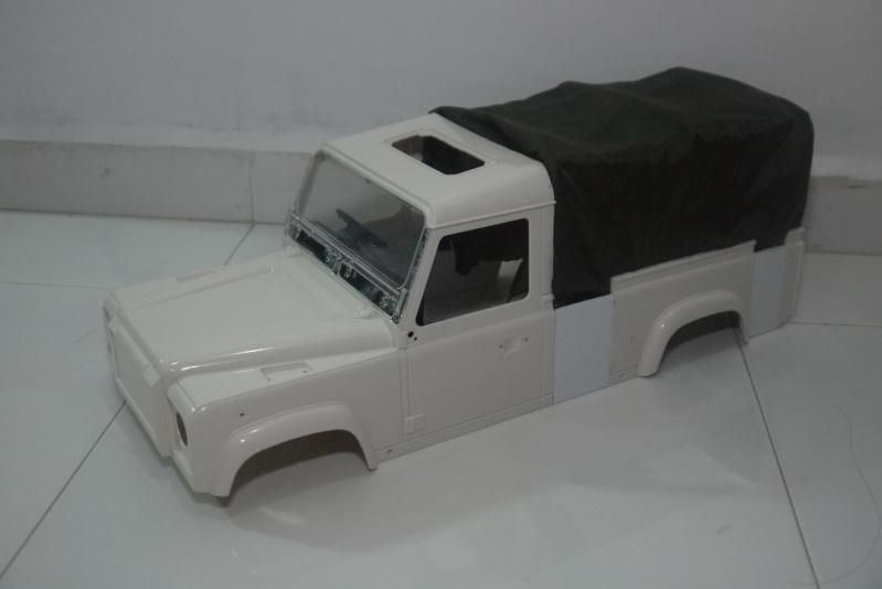 land - BabyBoy's Land Rover D110 V2 P1070814
