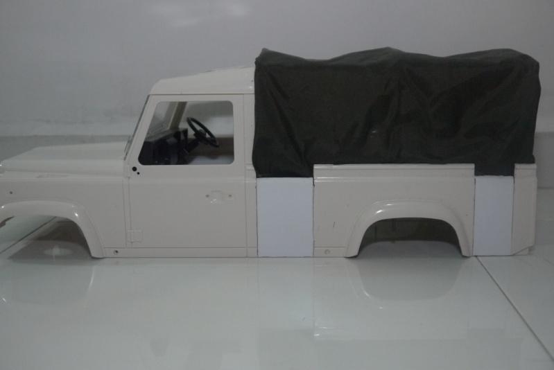 land - BabyBoy's Land Rover D110 V2 P1070816