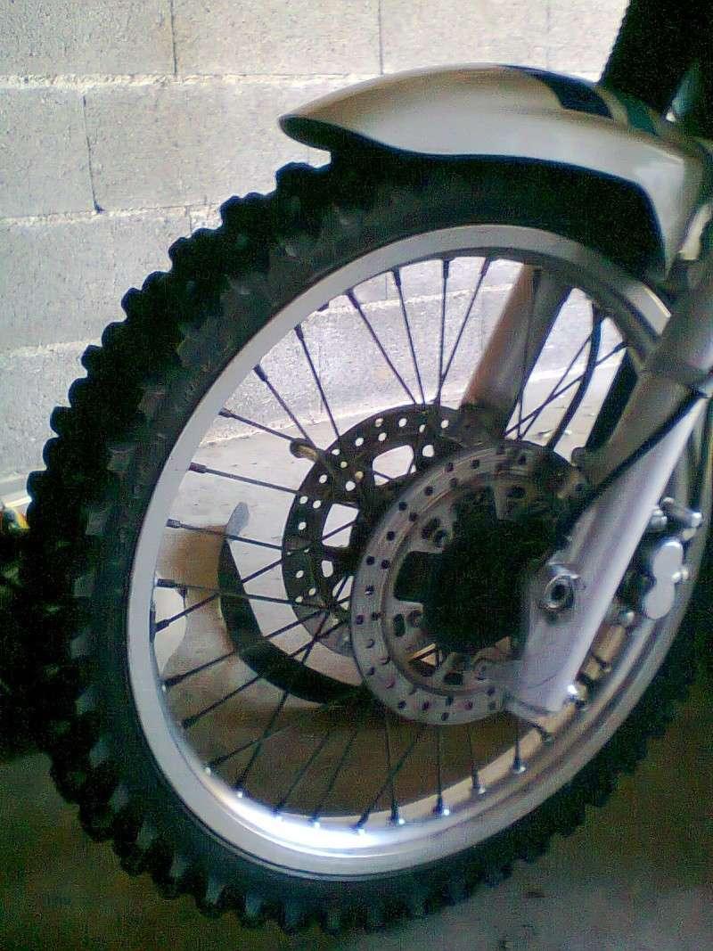 Essais monte de pneumatiques enduro ... Photo017