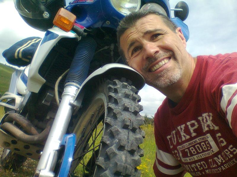 Essais monte de pneumatiques enduro ... Photo026