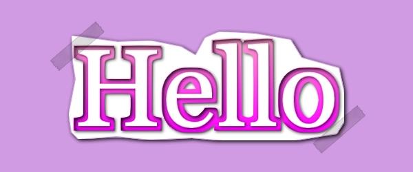 Plagiat Hello10