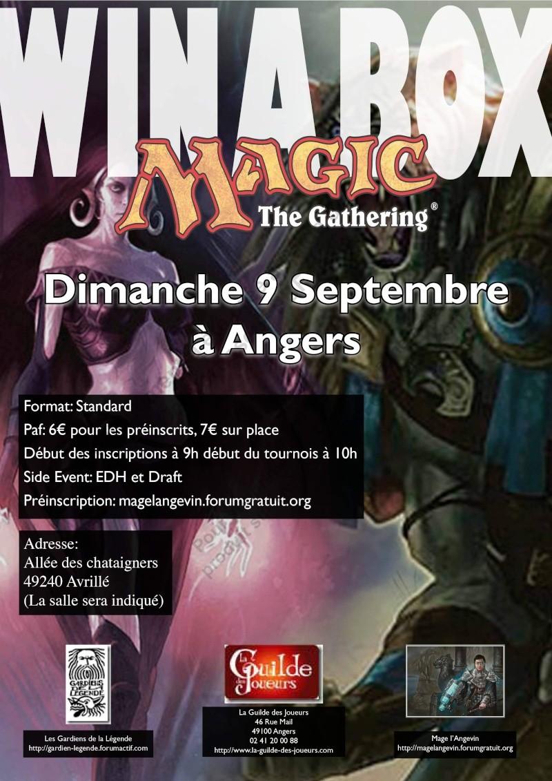 win a box standard Angers dimanche 9 septembre 2012 Affich11