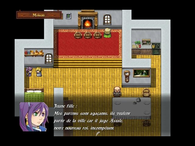 [RPG Maker VX] Asaregan Intari11