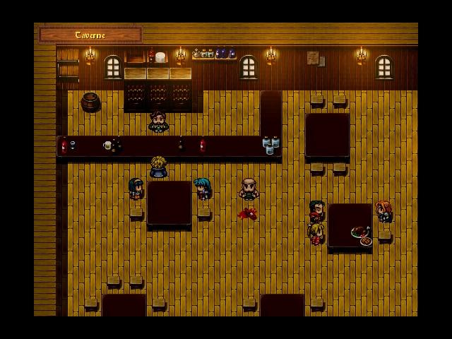 [RPG Maker VX] Asaregan Tavern10